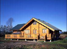 平成09年12月竣工 – ログハウス